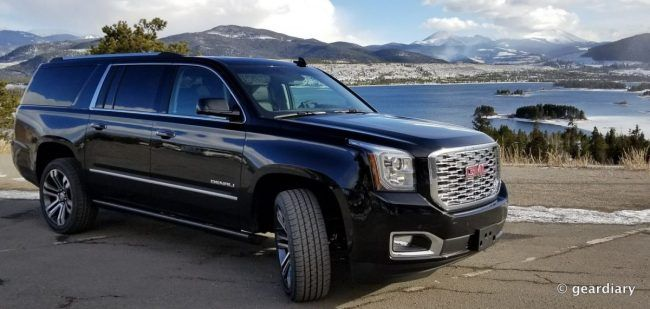 2018 Gmc Yukon Denali The Ultimate Family Wagon Yukon Denali