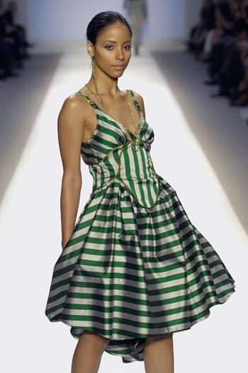 2b140f5730e888 One of my favorite pieces ever made on Project Runway. Season 3 winner