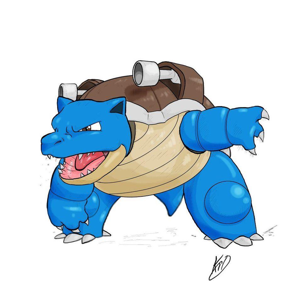 Tortank Pokes Pokemon Art Drawings Fictional Characters