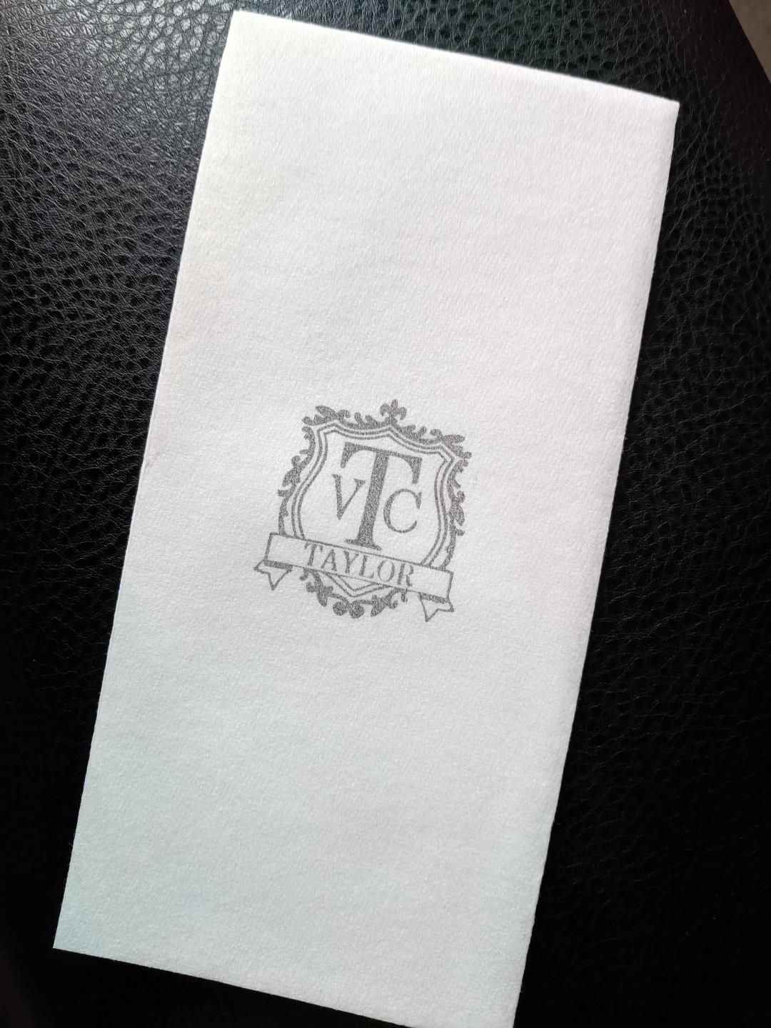Paper Guest Towels Personalized Soft Linen Like Paper In 2020