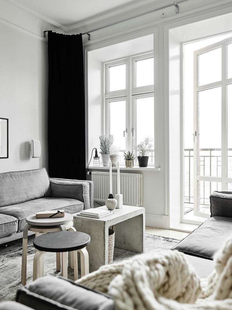 #Interior Design Haus 2018 Design Salons Nordischen Stil Und Schick In 36  Schönen Fotos #