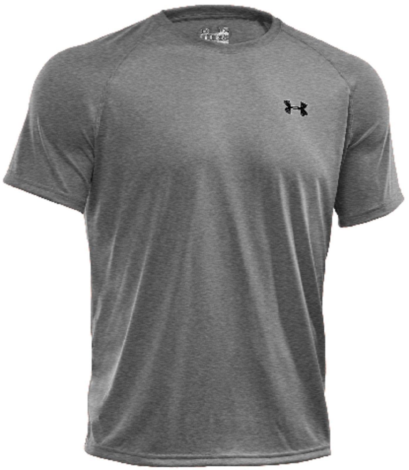 d74224c0 Under Armour Mens Tactical Short Sleeve Ua Tech T Shirt   RLDM