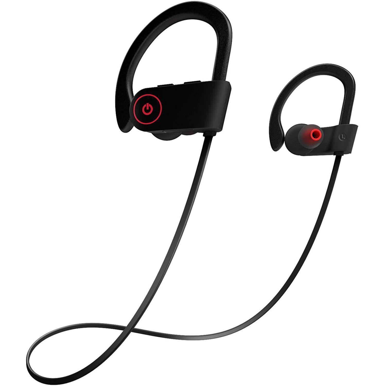 Bluetooth Headphones, Otium Best Wireless Sports Earphones