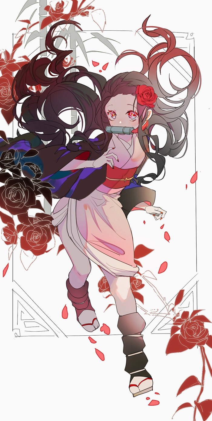 Nezuko Kamado, by Pixiv Id 1783806 (With images) Anime