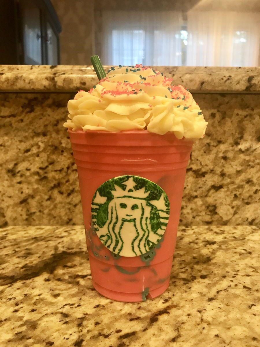 Starbucks Unicorn Frappuccino Frappuccino, Candy melts