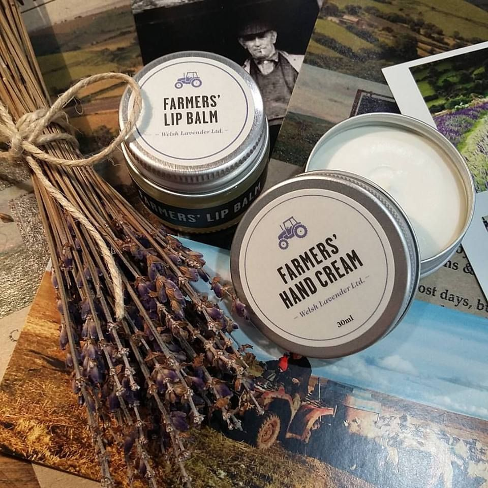 Farmers Hand Cream Has A Beautiful Uplifting Scent And Is The