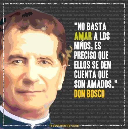Pin En Fotos Don Bosco
