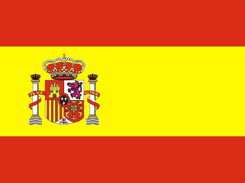 History: This is the Spain flag which was chosen by Charles 3. He had  twelve flags to pick from and he picked this one. Flags in Spain can … |  Spanje, Vlaggen, Vlag