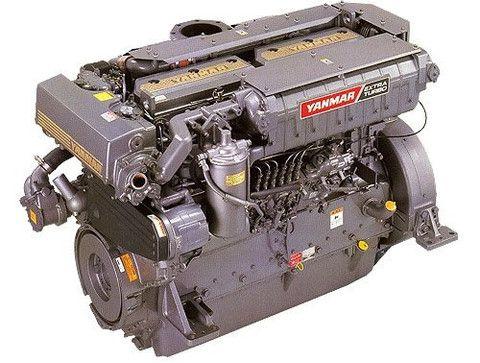 Yanmar Marine Engine 6HYM-ETE Service Repair Workshop Manual