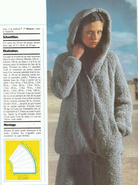 Ann es 70 magazine tricot pingouin n 7 pull tunique - Modele gratuit pingouin ...