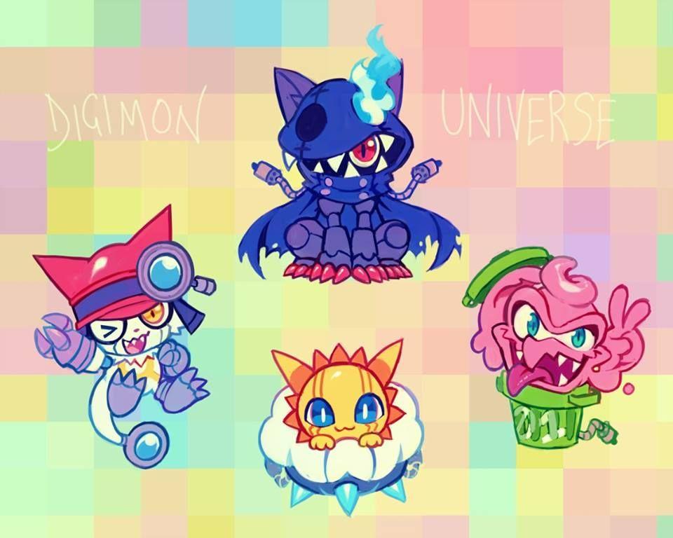 #Digimon, Digimon Universe, Anime, Appmon | Digimon ...