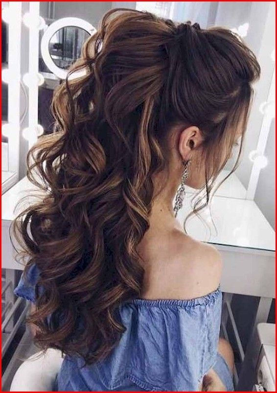 Find the Perfect Prom Hairstyle for Long Hair #promhairstyles