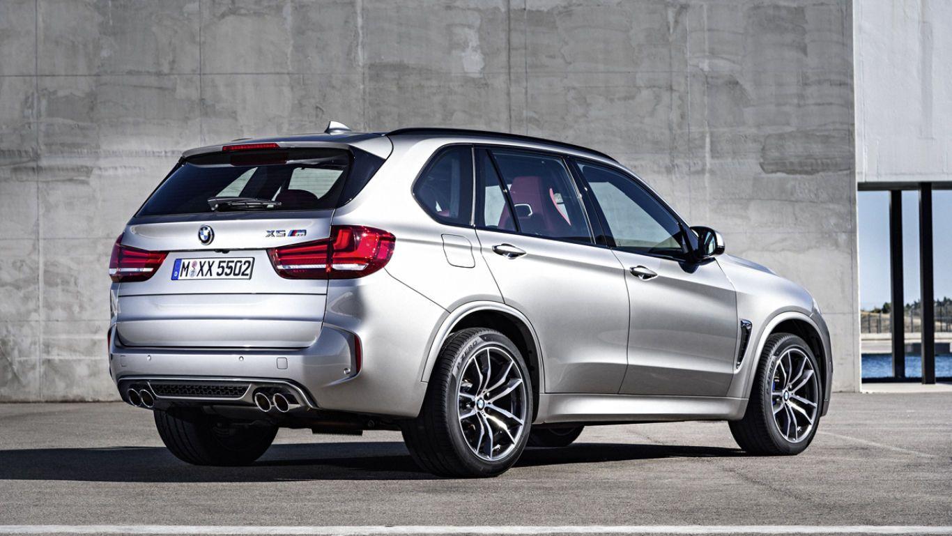 Bmw Unveils 2016 X5 M And X6 M Super Cuvs Bmw X5 M Bmw X5 Sport Bmw X5
