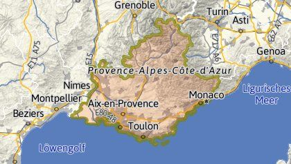 Wandern In Provence Alpes Cote D Azur Provence Urlaub Provence
