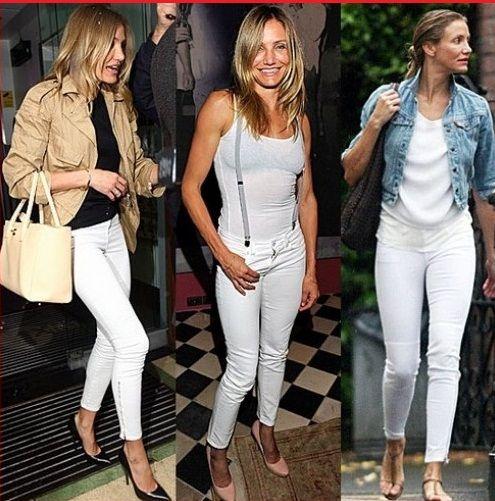 bigchipz.com White Skinny Jeans For Women #skinnyjeans   Jeans ...