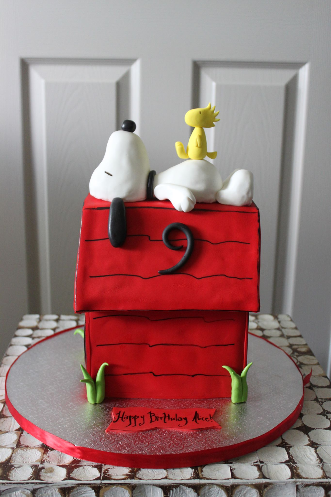 Snoopy and Woodstock Sandras Cakes facebook Husband Pinterest