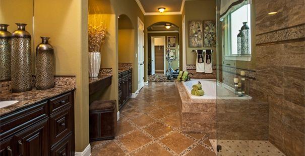 Master Bathroom Huge exercise room, plus huge master bathroom | bathrooms | pinterest