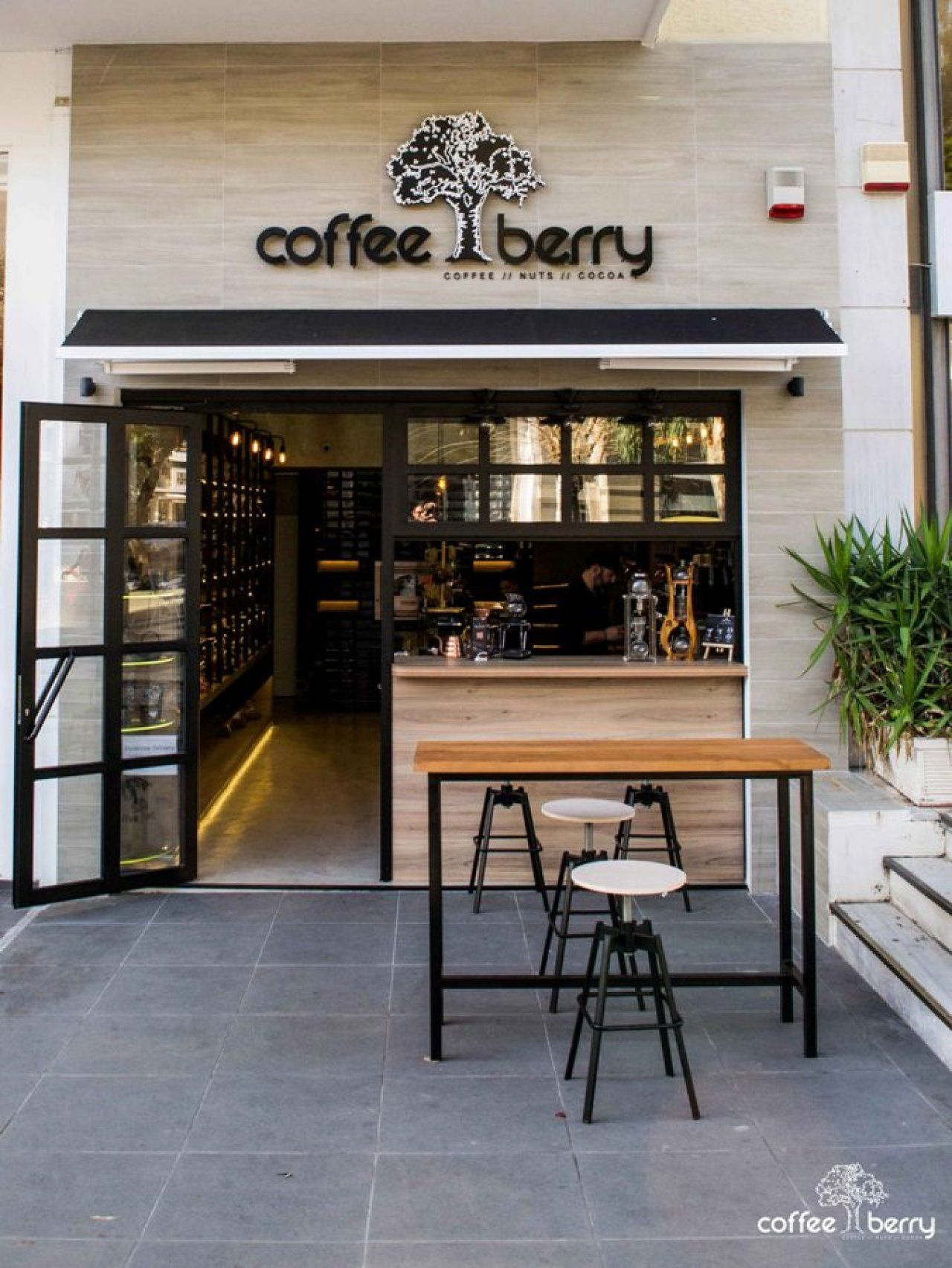 COFFEE BERRY: Το αυθεντικό… third wave franchise concept ...