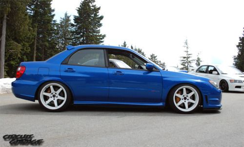 Nice clean Subaru Impreza