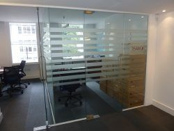 Glass and Office partitions unbeatable prices 0800 146356