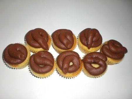 dog poo look-a-like cupcakes. That way you are guaranteed to have them all to yourself!!!!