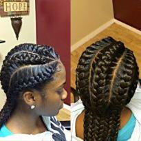 How To Do Goddess Braids Black Hair Styles African Braids Hairstyles Goddess Braids Hairstyles Goddess Braids