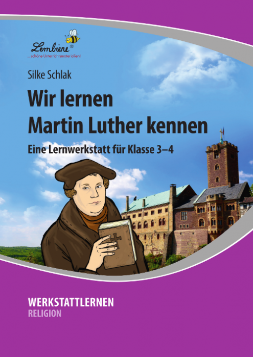 wir lernen martin luther kennen pr martin luther luther thesen religion und martin luther. Black Bedroom Furniture Sets. Home Design Ideas