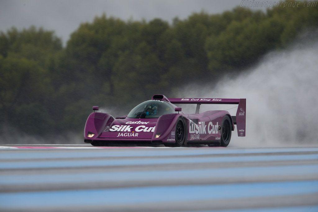 Jaguar XJR-14 - Chassis: 591 - Driver: Christophe d ...