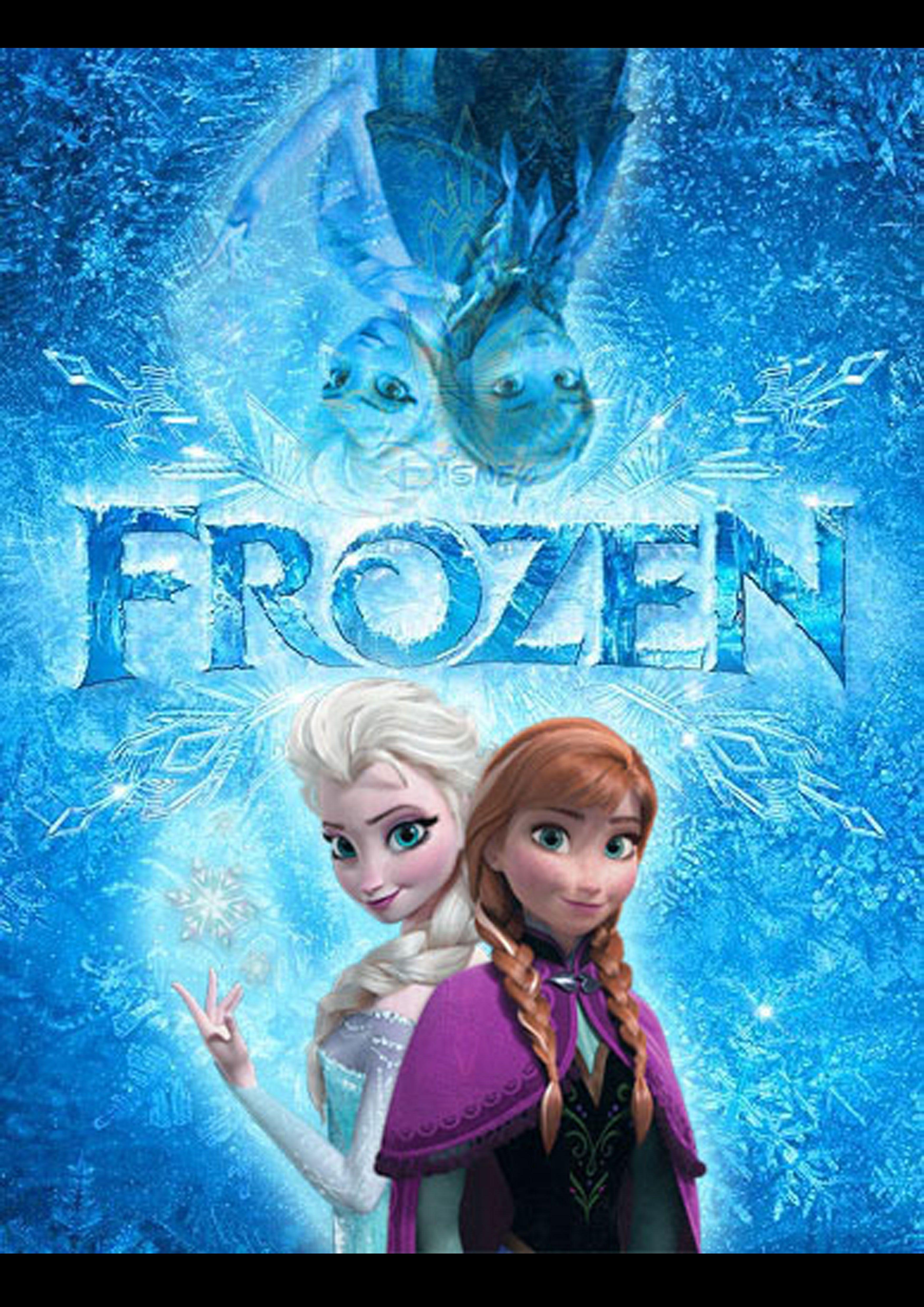 Think, Disney frozen movie look