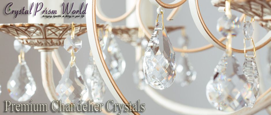 Chandelier Crystal Replacement Prisms By Crystal Prism World