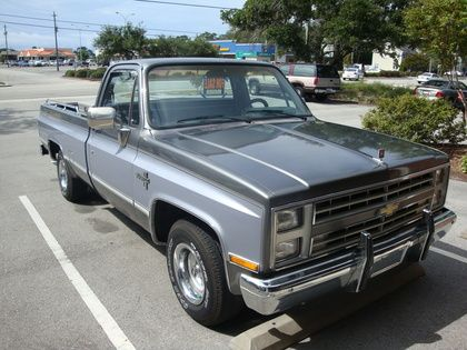 Old Trucks For Sale In Nc 1987 Chevy C K 1500 2wd Pickup Books