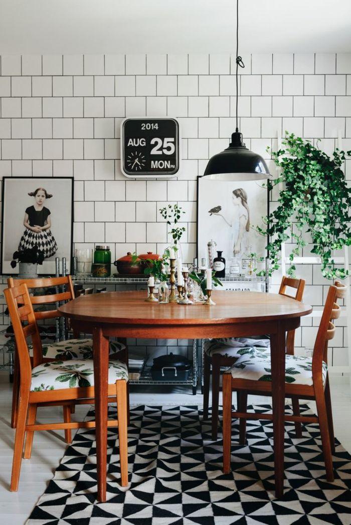 Wanddeko Ideen Für Die Küche Ausgefallenes Design Und Viele Funktionen