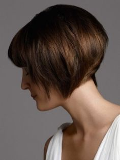 Hair On Pinterest Wedge Haircut Short Hairstyles And