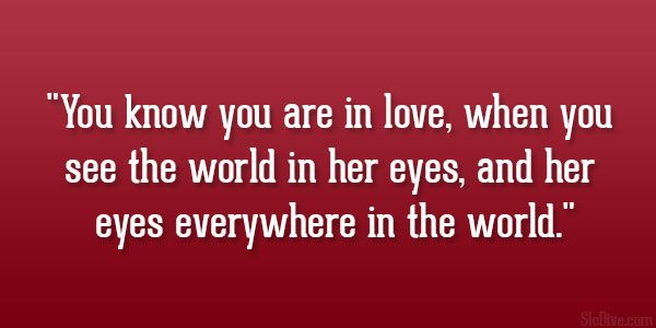 her Eyes 24 Romantic And Sweet. Sad quotes ... | more Quotes ...