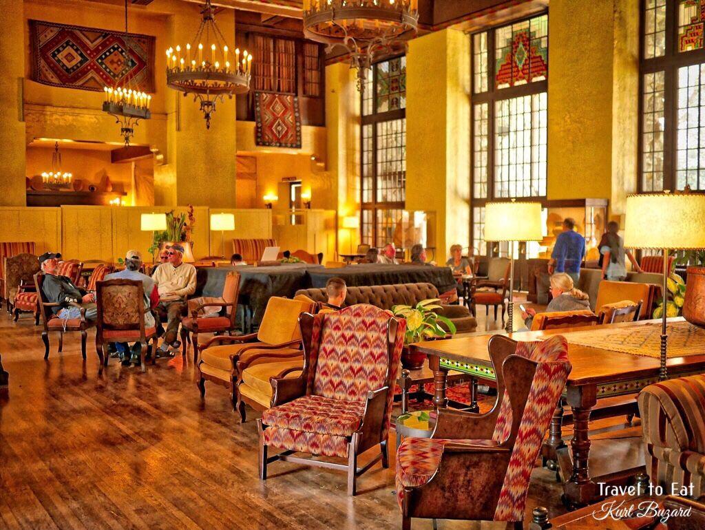 Majestic Yosemite Ahwahnee Hotel