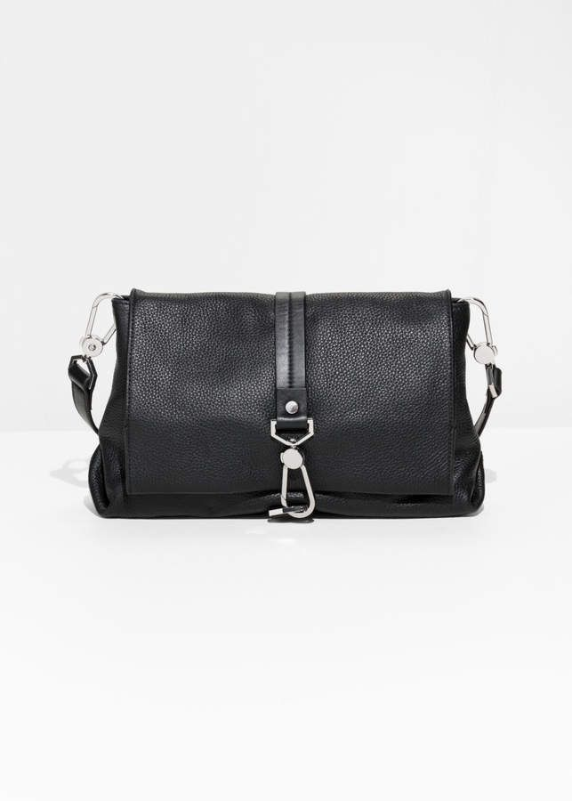 43a3d657a ShopStyle Collective | Bags in 2019 | Bags, Leather buckle, Crossover bags