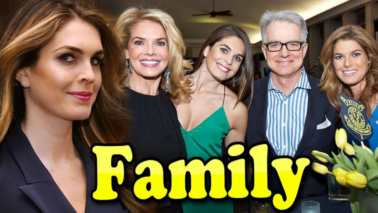 Hope Hicks Family With Father,Mother and Boyfriend Rob