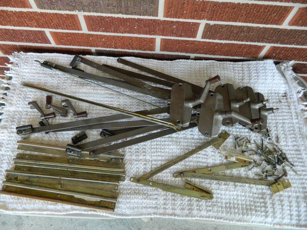 Andersen Window Crankout Casement Straight Arms Handles Hardware