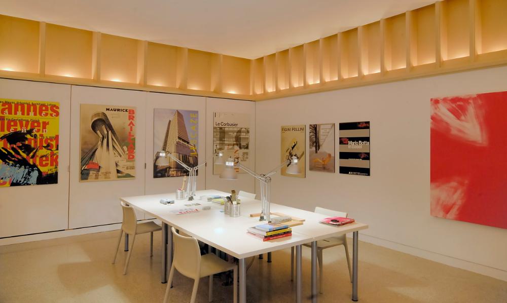 Craven Road Studio — Derek Nicholson Architect Shim