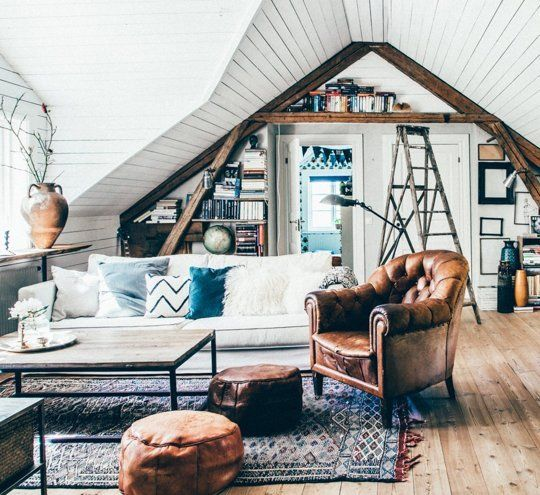 How To Do Bohemian The Scandinavian Way Bohemian Style Living Room Home Interior