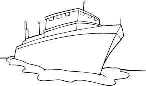 vrachtschip kleurplaat zoeken kleurplaten