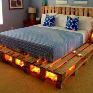Pallett Bed Frame Diy