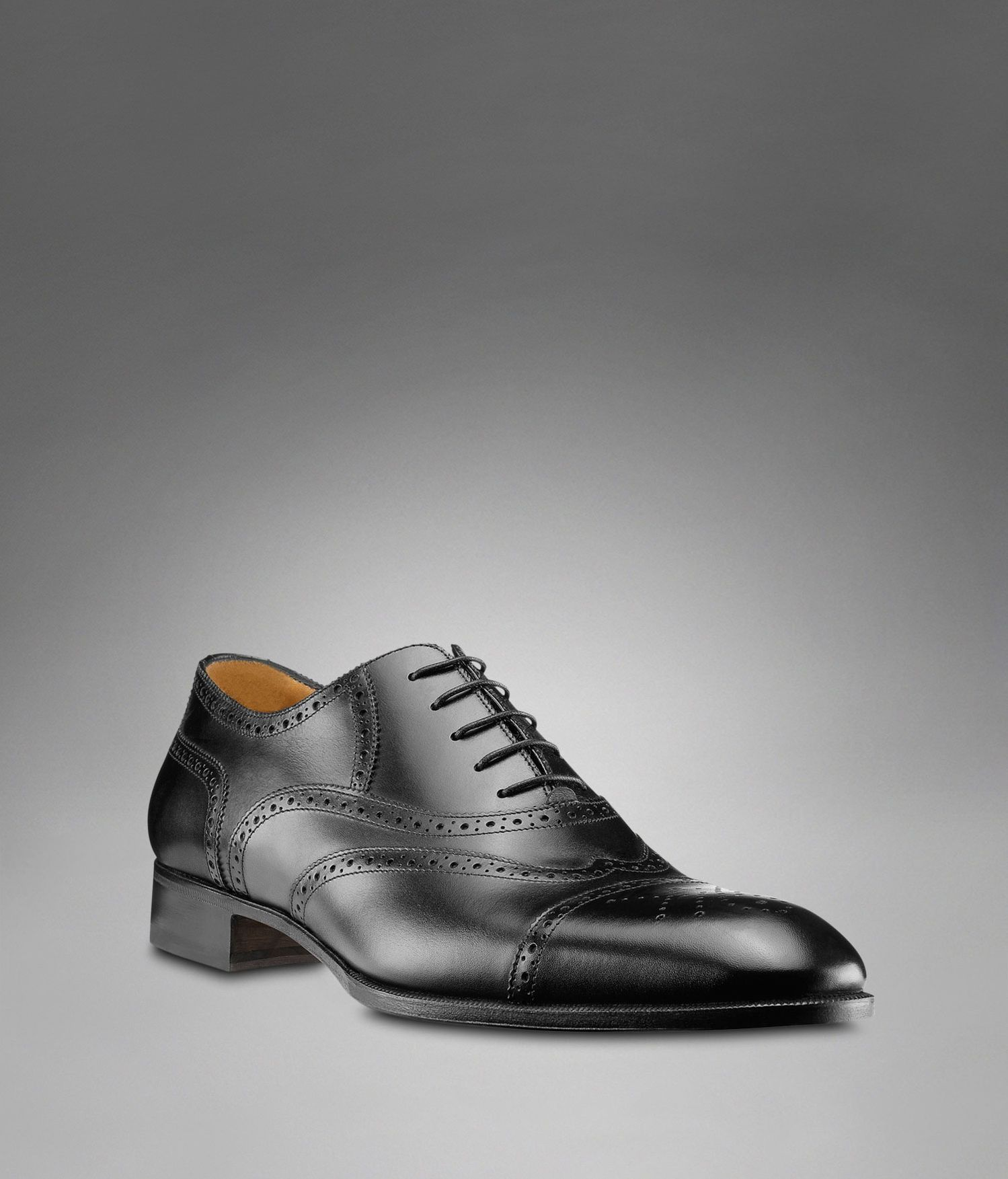 55ed6a5046a YSL Eton Lace-up in Black Leather - Classic – Shoes – Men – Yves Saint  Laurent – www.ysl.com