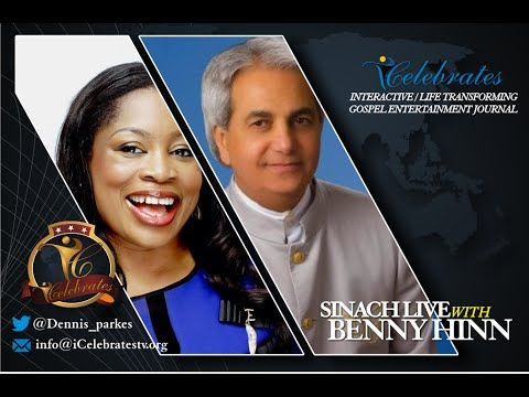 "Benny Hinn to Sinach: ""You have a Heavenly Anointing"""