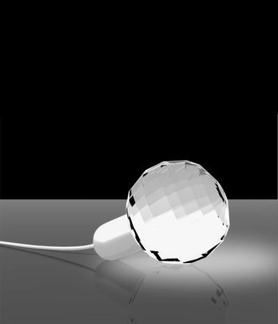 Pandora Swarovski crystal bulb  786b6a1e3