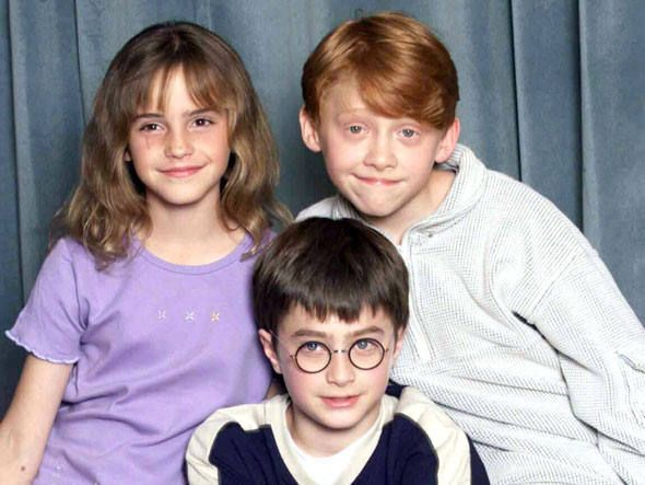 Harry Potter And The Philosopher S Stone Schauspieler Harry Potter