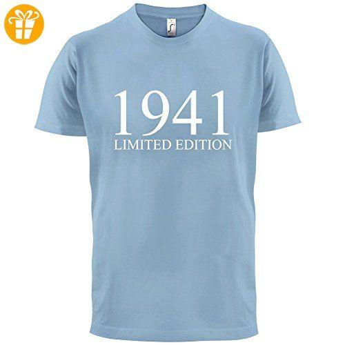 1941 Limierte Auflage / Limited Edition - 76. Geburtstag - Herren T-Shirt -