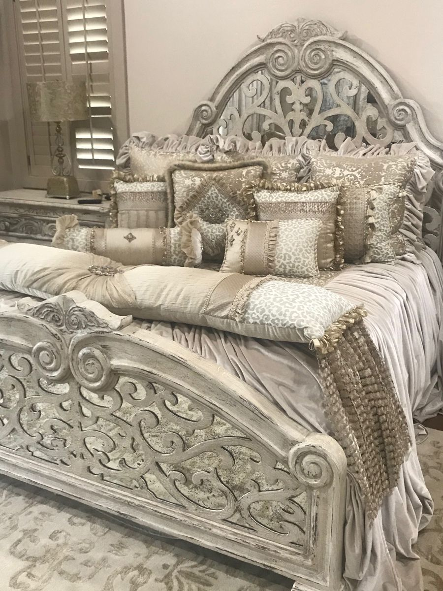 The Exquisite Luxury Bedding By Reilly-Chance Collection