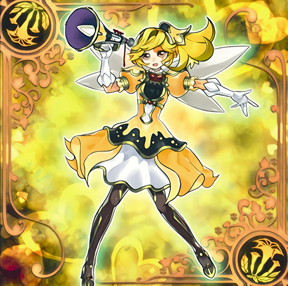 Trickster Candina [Artwork] by LKGiancarlo Anime