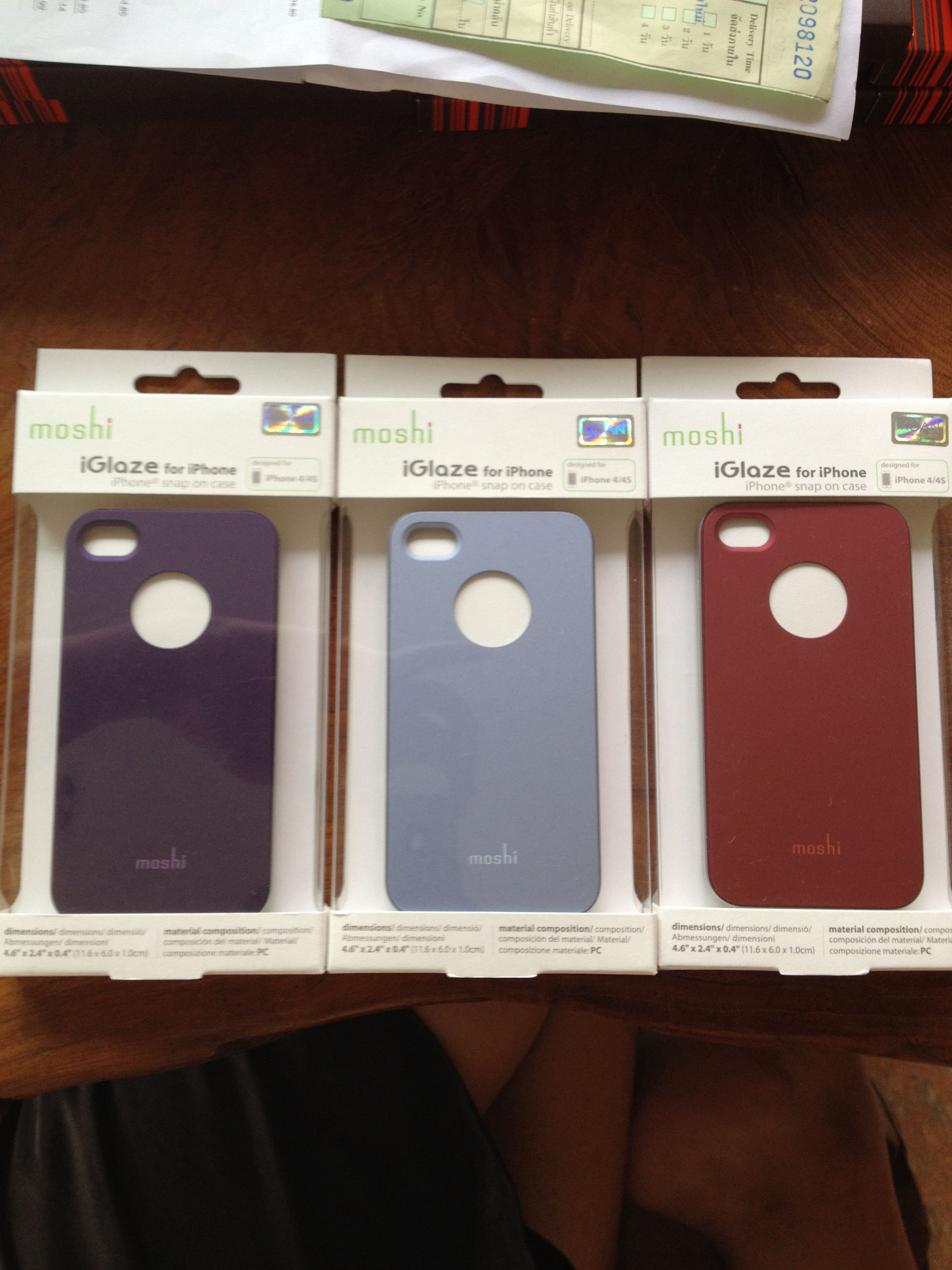 Moshi iGlaze for iPhone